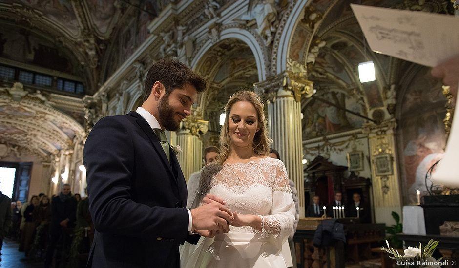Il matrimonio di Matteo e Corinna a Varese, Varese