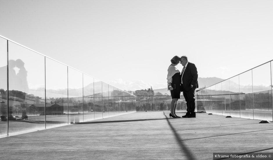 Il matrimonio di Antonio e Anne a Bologna, Bologna