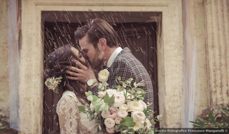 Il matrimonio di Stefano e Sara a Polesine Parmense, Parma