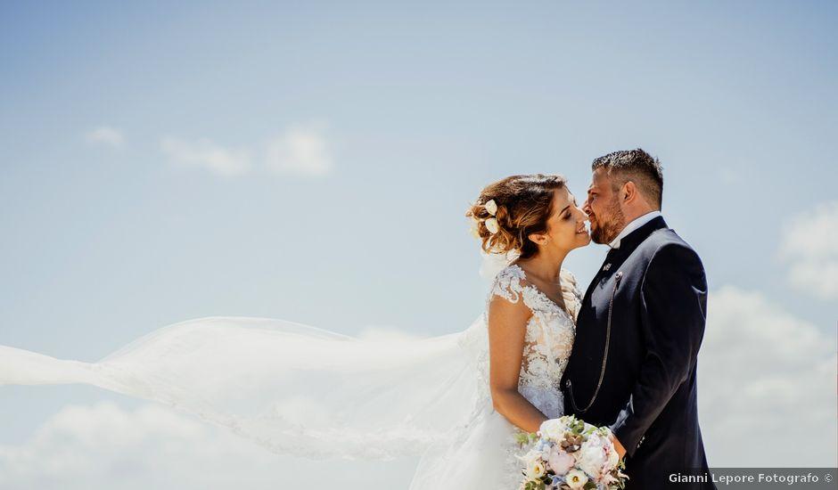 Il matrimonio di Filippo e Paola a Rignano Garganico, Foggia