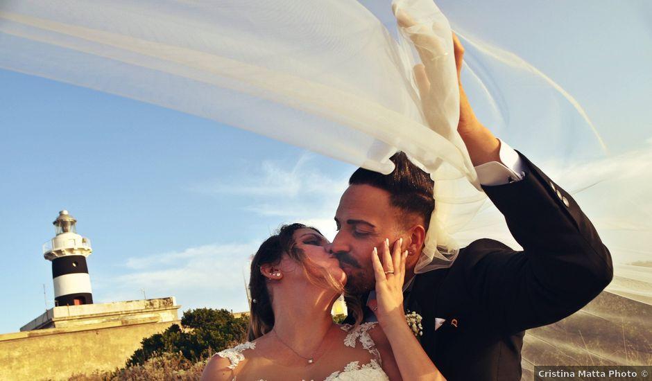 Il matrimonio di Giovanni e Stefania a Cagliari, Cagliari