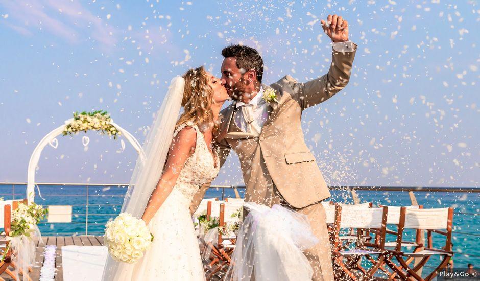 Il matrimonio di Raimondo e Silvia a Spotorno, Savona
