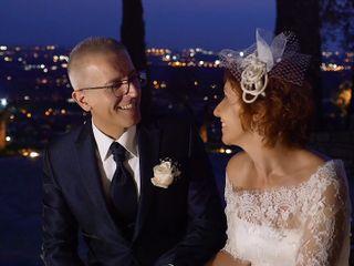 Le nozze di Carla e Massimiliano