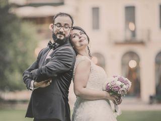 Le nozze di Angela e Stefano