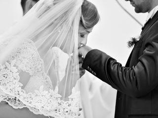 Le nozze di Federica e Cotrino 1