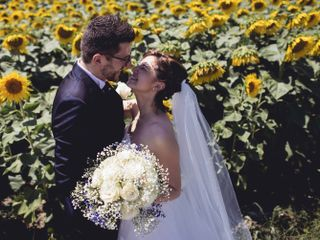 Le nozze di Elisabetta e Nicola