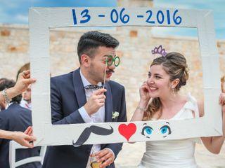 Le nozze di Edelweiss e Piero