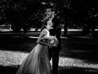 Le nozze di Alessandra e Nicola Giulio