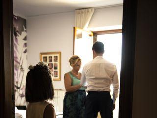 Le nozze di Stefano e Francesca 1