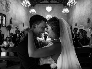 Le nozze di Stefano e Francesca