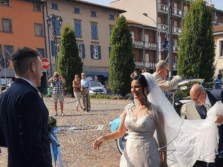 Le nozze di Yuri e Martina 1