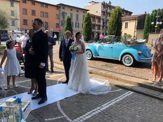 Le nozze di Yuri e Martina 2