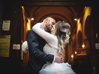 Le nozze di Desy e Christian 1