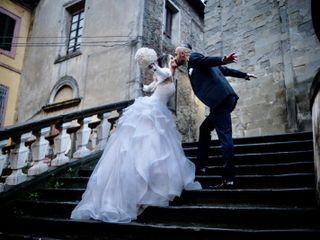 Le nozze di Desy e Christian