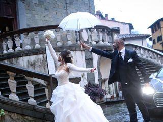 Le nozze di Desy e Christian 3