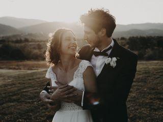 Le nozze di Caterina e Samuele