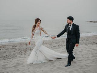 Le nozze di Mariano e Michela