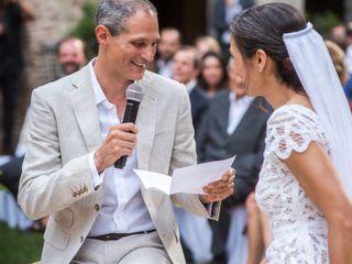 Le nozze di Alejandra e Dario