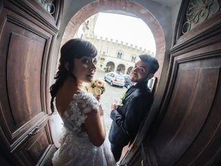 Le nozze di Lucia Torriani e Luca Marconi 2