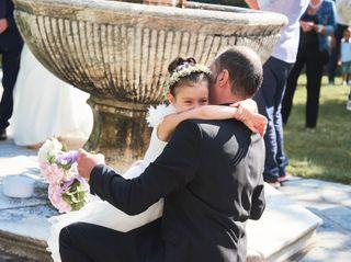 Le nozze di Sabrina e Alberto 1