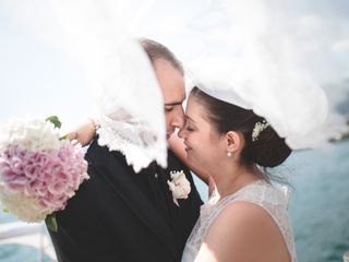 Le nozze di Sabrina e Alberto