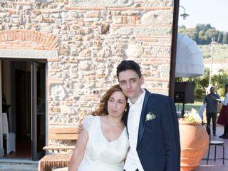 Le nozze di Alessandra e Marcoe