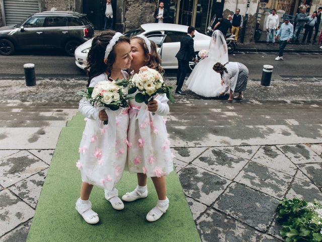 Il matrimonio di Ciro e Imma a Torre Annunziata, Napoli 15