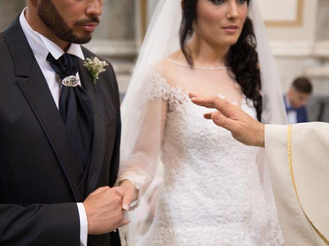 Il matrimonio di Ciro e Imma a Torre Annunziata, Napoli 17