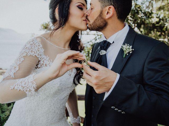 Le nozze di Imma e Ciro