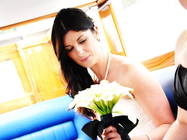 Il matrimonio di Richard e Felicity a Lenno, Como 3