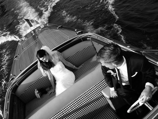 Il matrimonio di Richard e Felicity a Lenno, Como 1