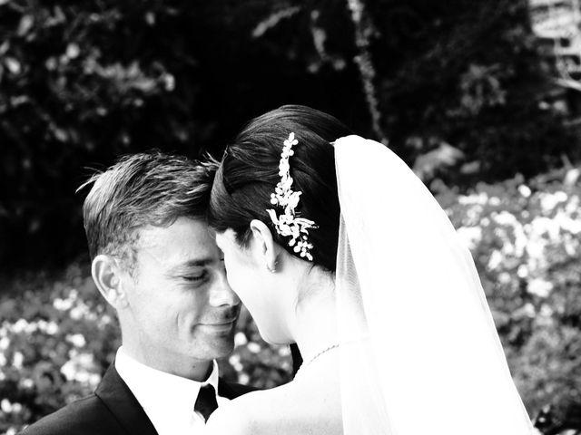 Il matrimonio di Richard e Felicity a Lenno, Como 10