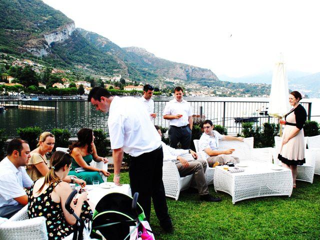 Il matrimonio di Richard e Felicity a Lenno, Como 11