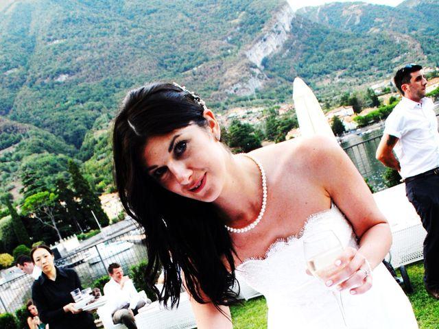 Il matrimonio di Richard e Felicity a Lenno, Como 12