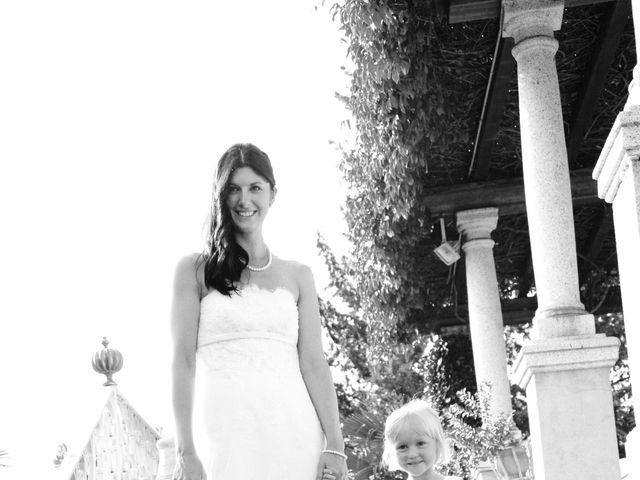 Il matrimonio di Richard e Felicity a Lenno, Como 15