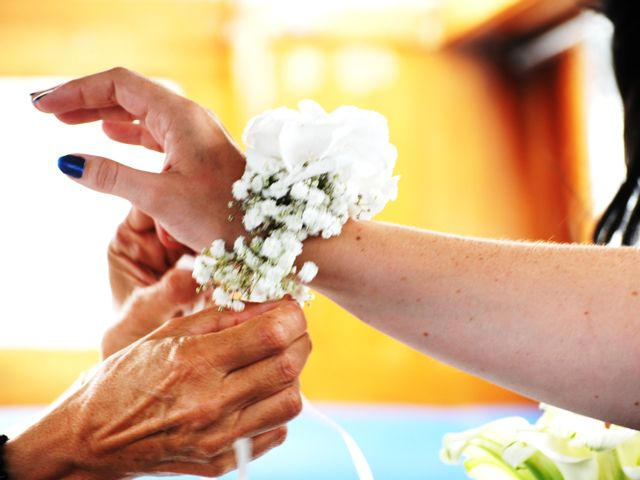 Il matrimonio di Richard e Felicity a Lenno, Como 18