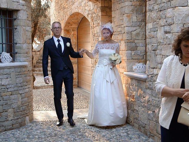 Il matrimonio di Massimiliano e Carla a Palazzolo sull'Oglio, Brescia 8