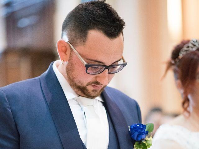 Il matrimonio di Mirco e Veronica a Concesio, Brescia 3