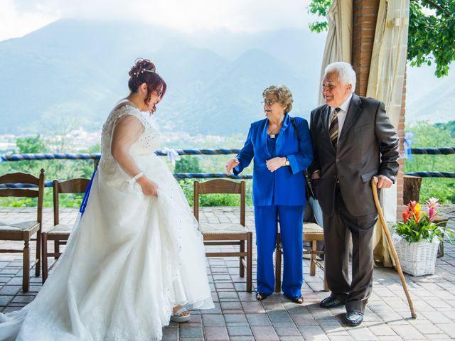 Il matrimonio di Mirco e Veronica a Concesio, Brescia 7