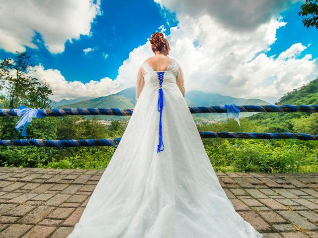 Il matrimonio di Mirco e Veronica a Concesio, Brescia 8