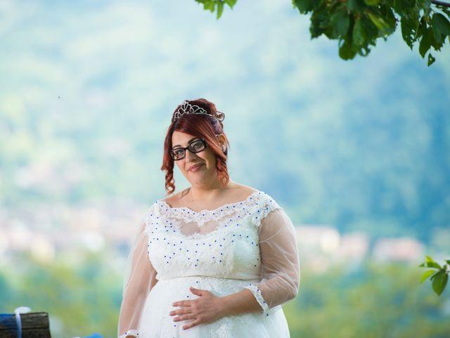 Il matrimonio di Mirco e Veronica a Concesio, Brescia 9
