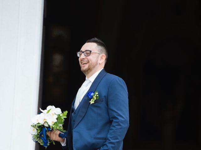 Il matrimonio di Mirco e Veronica a Concesio, Brescia 12