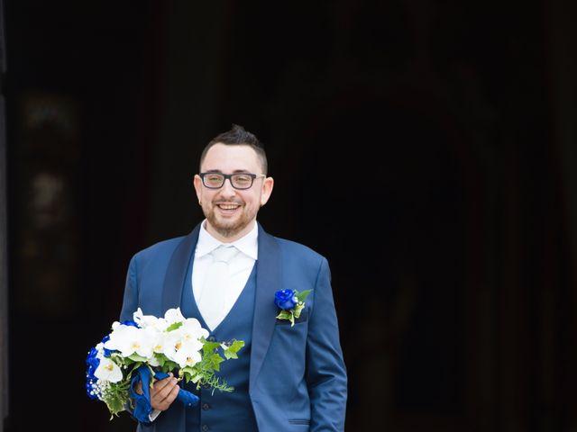 Il matrimonio di Mirco e Veronica a Concesio, Brescia 13