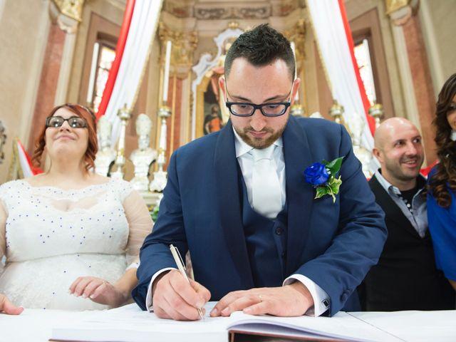 Il matrimonio di Mirco e Veronica a Concesio, Brescia 14