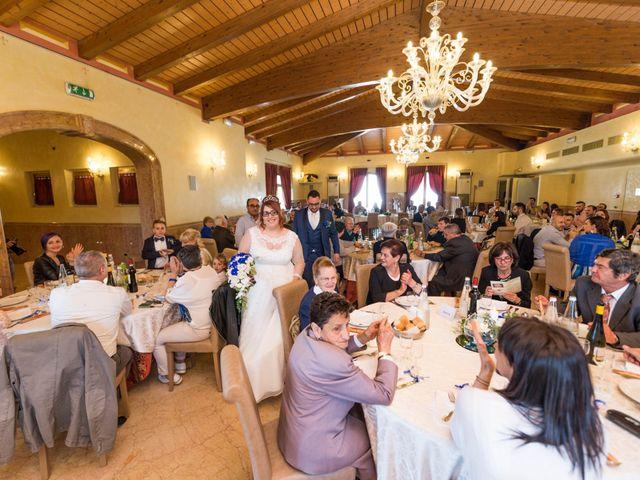Il matrimonio di Mirco e Veronica a Concesio, Brescia 20