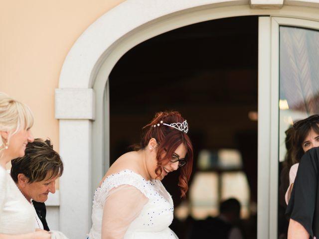 Il matrimonio di Mirco e Veronica a Concesio, Brescia 22
