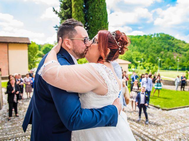 Il matrimonio di Mirco e Veronica a Concesio, Brescia 25
