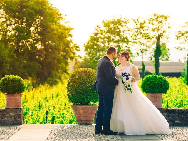 Il matrimonio di Mirco e Veronica a Concesio, Brescia 26