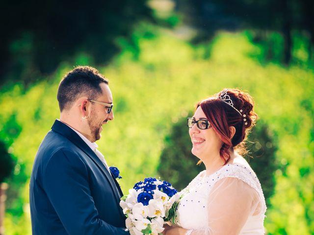 Il matrimonio di Mirco e Veronica a Concesio, Brescia 27