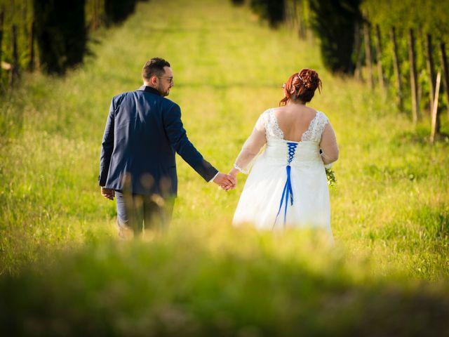 Il matrimonio di Mirco e Veronica a Concesio, Brescia 28